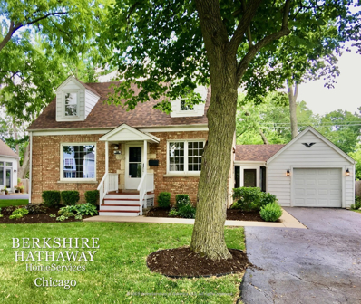 719 N County Line Road, Hinsdale, IL 60521 - #: 10782163