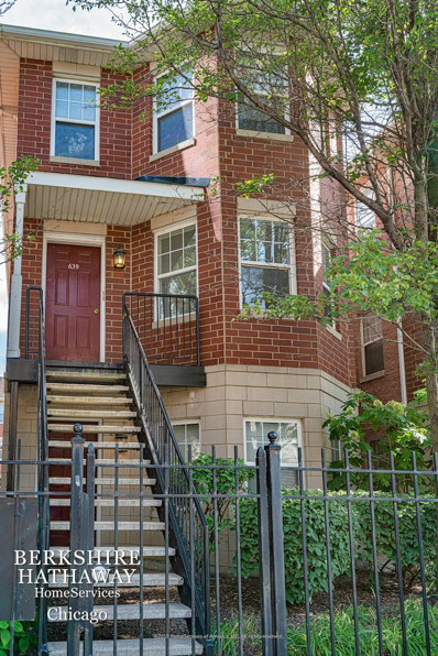 639 W Division Street #B, Chicago, IL 60610 - #: 10795426