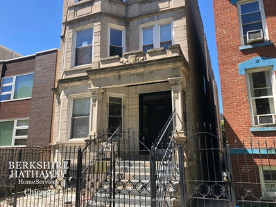 1450 N Campbell Avenue #1B, Chicago, IL 60622 - #: 10816387