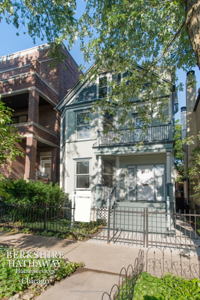 2743 N Greenview Avenue, Chicago, IL 60614 - #: 10821684