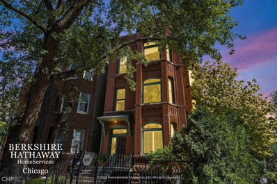 1945 W EVERGREEN Avenue #GF, Chicago, IL 60622 - #: 10822837