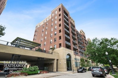833 W 15TH Place #412, Chicago, IL 60608 - #: 10823958