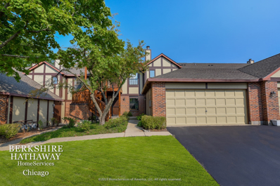 379 Sandhurst Circle #2, Glen Ellyn, IL 60137 - #: 10836319