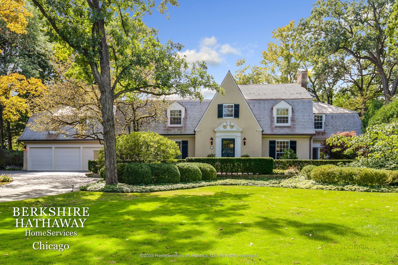 377 E Woodland Road, Lake Forest, IL 60045 - #: 10852685