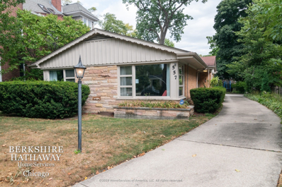 557 Franklin Avenue, River Forest, IL 60305 - #: 10853329