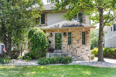 311 Justina Street, Hinsdale, IL 60521 - #: 10855134