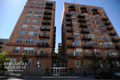 500 S Clinton Street #1012, Chicago, IL 60607 - #: 10858943