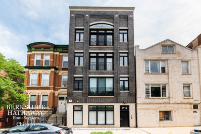 1711 S RACINE Avenue #4, Chicago, IL 60608 - #: 10879321