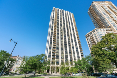 2500 N LAKEVIEW Avenue #2703, Chicago, IL 60614 - #: 10880536