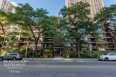 1555 N Sandburg Terrace #411K, Chicago, IL 60610 - #: 10882088