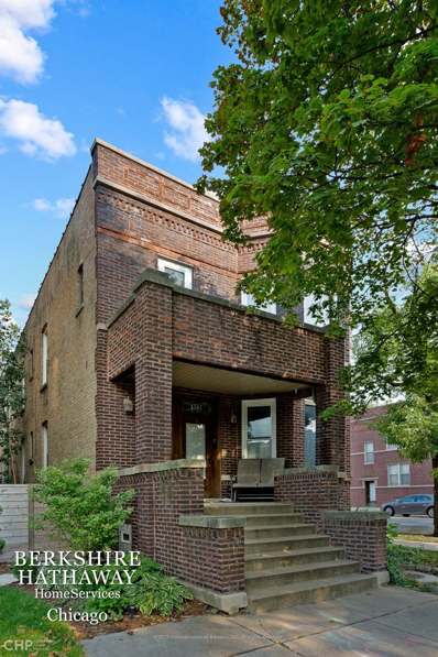 3801 N Oakley Avenue #2W, Chicago, IL 60618 - #: 10888065