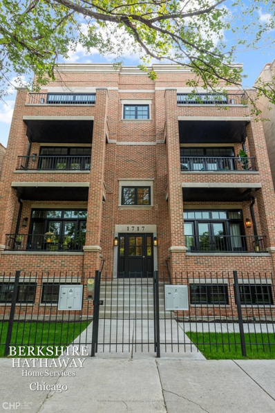 1717 N Humboldt Boulevard #3S, Chicago, IL 60647 - #: 10888395