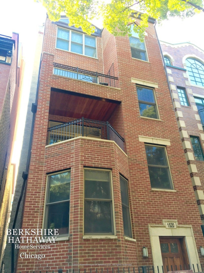 1520 N Cleveland Avenue #1, Chicago, IL 60610 - #: 10888778