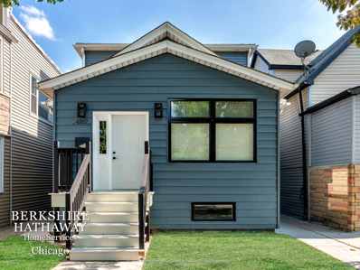 4969 N Kolmar Avenue, Chicago, IL 60630 - #: 10889004