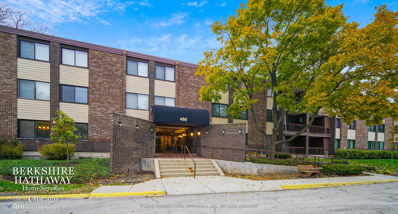 450 Raintree Court #1A, Glen Ellyn, IL 60137 - #: 10921314