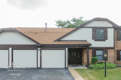 1538 Springview Court #A2, Wheeling, IL 60090 - #: 10931820