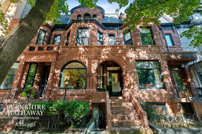 428 W ROSLYN Place, Chicago, IL 60614 - #: 10934249