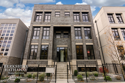 1107 W Chestnut Street #1E, Chicago, IL 60642 - #: 10935665