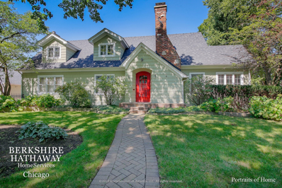727 W 4th Street, Hinsdale, IL 60521 - #: 10944066