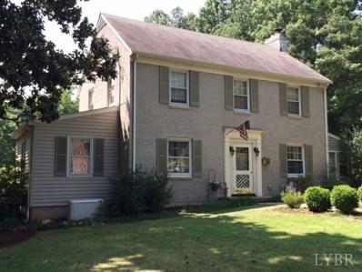 1667 Spottswood, Lynchburg City, VA 24503 - MLS#: 293682