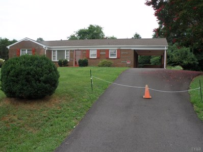 218 Daniels Drive, Madison Heights, VA 24572 - MLS#: 307254