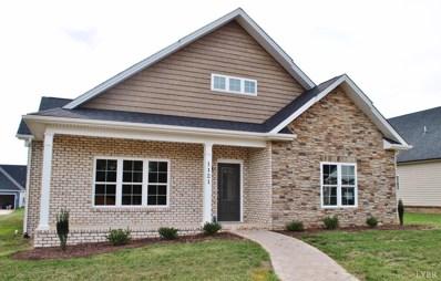 1121 Lindenshire Drive, Forest, VA 24551 - MLS#: 309138