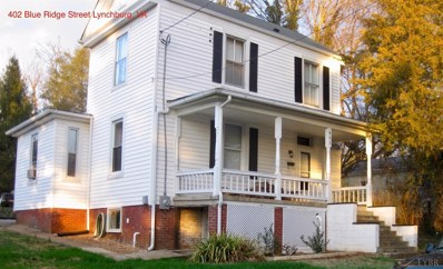402 Blue Ridge Street, Lynchburg, VA 24501 - MLS#: 310118