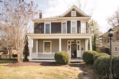 222 Warwick Lane, Lynchburg, VA 24503 - MLS#: 310176