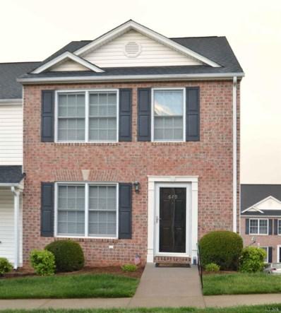649 Wyndhurst Drive, Lynchburg, VA 24502 - MLS#: 311664