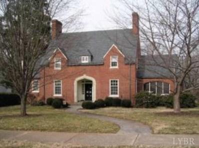 1601 Parkland Drive, Lynchburg, VA 24503 - MLS#: 312214