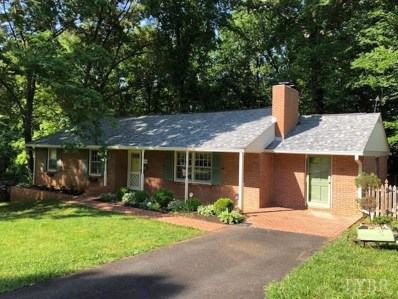 2186 Woodcrest Drive, Lynchburg, VA 24503 - MLS#: 312340