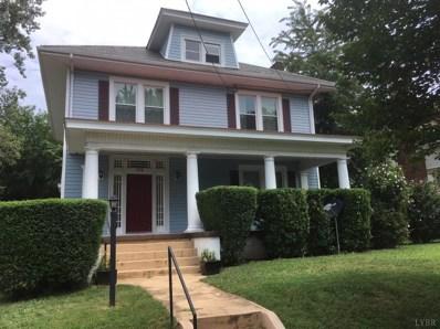 208 Yeardley Avenue, Lynchburg, VA 24502 - MLS#: 313137