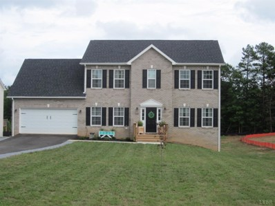 668 Carriage Parkway, Rustburg, VA 24588 - MLS#: 313535