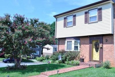 311 W Cadbury Drive, Lynchburg, VA 24501 - MLS#: 313591