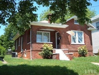 521 Mansfield Avenue, Lynchburg, VA 24501 - MLS#: 313875