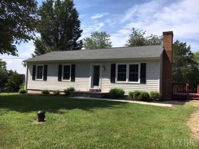 498 Partridge Creek Road, Amherst, VA 24521 - MLS#: 314240