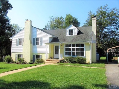 1109 Dandridge Drive, Lynchburg, VA 24501 - MLS#: 314543