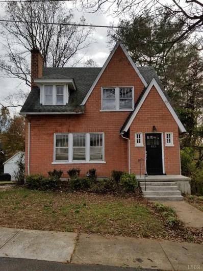 813 Graham St., Lynchburg, VA 24504 - MLS#: 315361