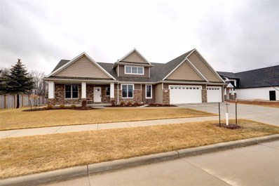 3401 S Solitude, Appleton, WI 54915 - MLS#: 50179936