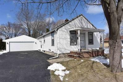 1747 N Ullman, Appleton, WI 54911 - MLS#: 50180852