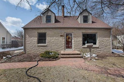 1815 S Memorial, Appleton, WI 54915 - MLS#: 50181065