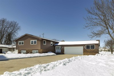 5937 Oak Lane, Butte Des Morts, WI 54927 - MLS#: 50181532
