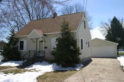 917 Erie, Oshkosh, WI 54902 - MLS#: 50181627