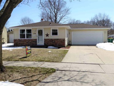 726 Thrush, Green Bay, WI 54303 - MLS#: 50181730
