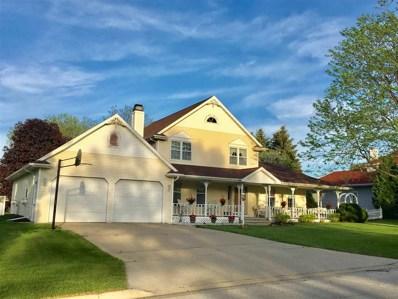 814 Pinecrest, Green Bay, WI 54313 - MLS#: 50184059