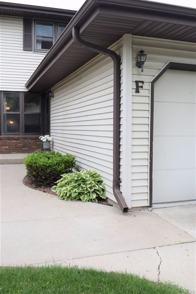 625 S Olson UNIT F, Appleton, WI 54914 - MLS#: 50184666