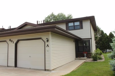 801 S Olson UNIT A, Appleton, WI 54914 - MLS#: 50185335