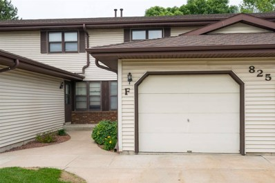 825 S Olson UNIT F, Appleton, WI 54914 - MLS#: 50186118
