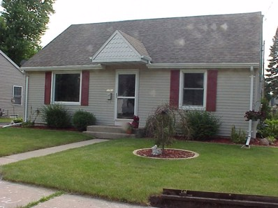 1701 S Sanders, Appleton, WI 54915 - MLS#: 50186178