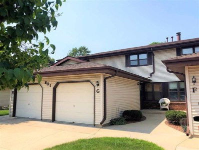 801 S Olson UNIT G, Appleton, WI 54914 - MLS#: 50189535